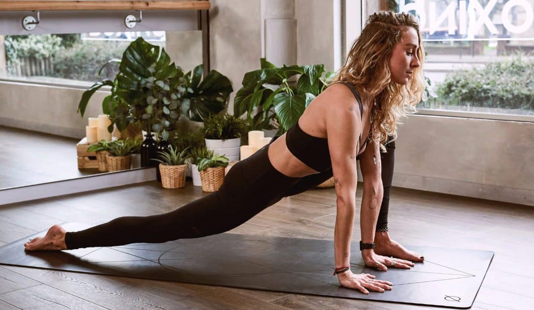 Online Yoga Classes For Relieving Anxiety